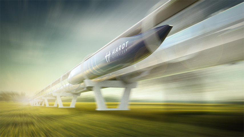 Академия наук одобрила проект Hyperloop в Украине